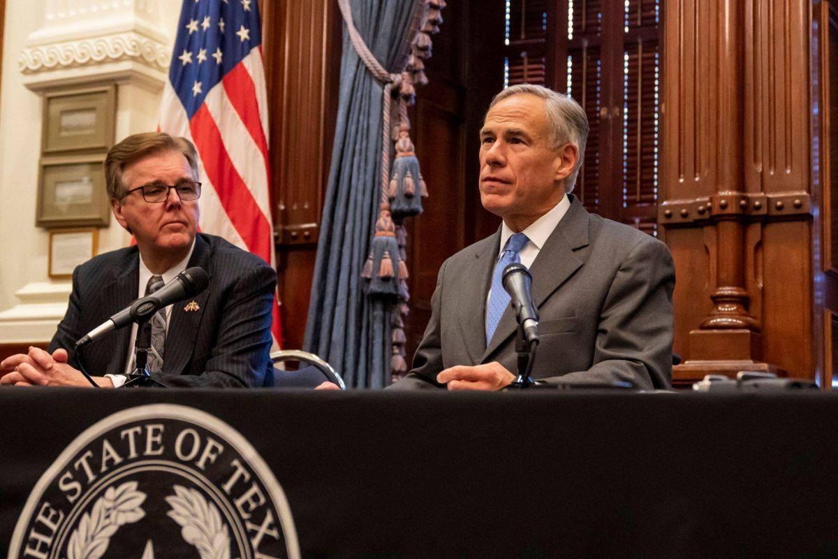 The Back Mic: Patrick Teases Prolonged Legislative Session, Abbott Extends Early Voting, New Commissioner Announced