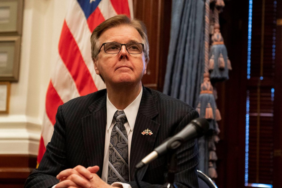 ERCOT Reform, Heartbeat Bill Among Lt. Governor Dan Patrick's Priorities