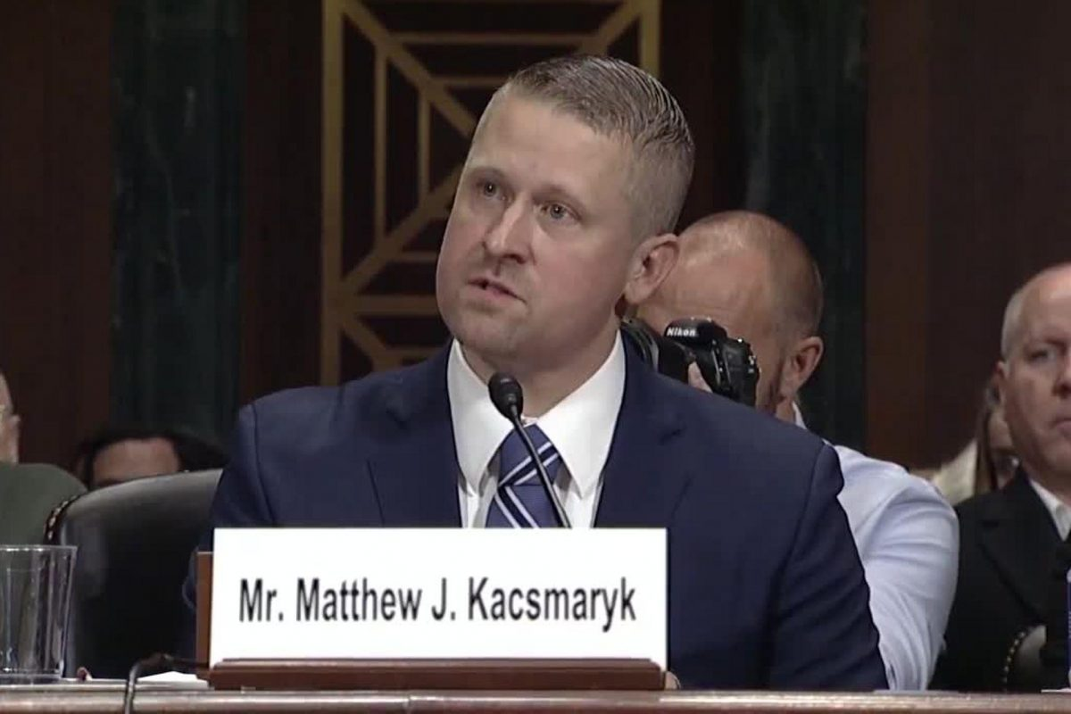 Matthew Kacsmaryk Confirmed as Federal Judge for Northern Texas