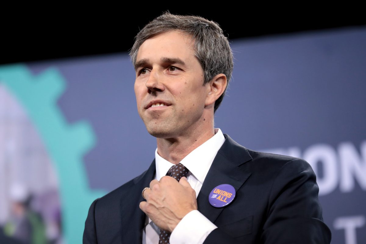 Beto O'Rourke Caught in the Middle of Democratic Debate Rift