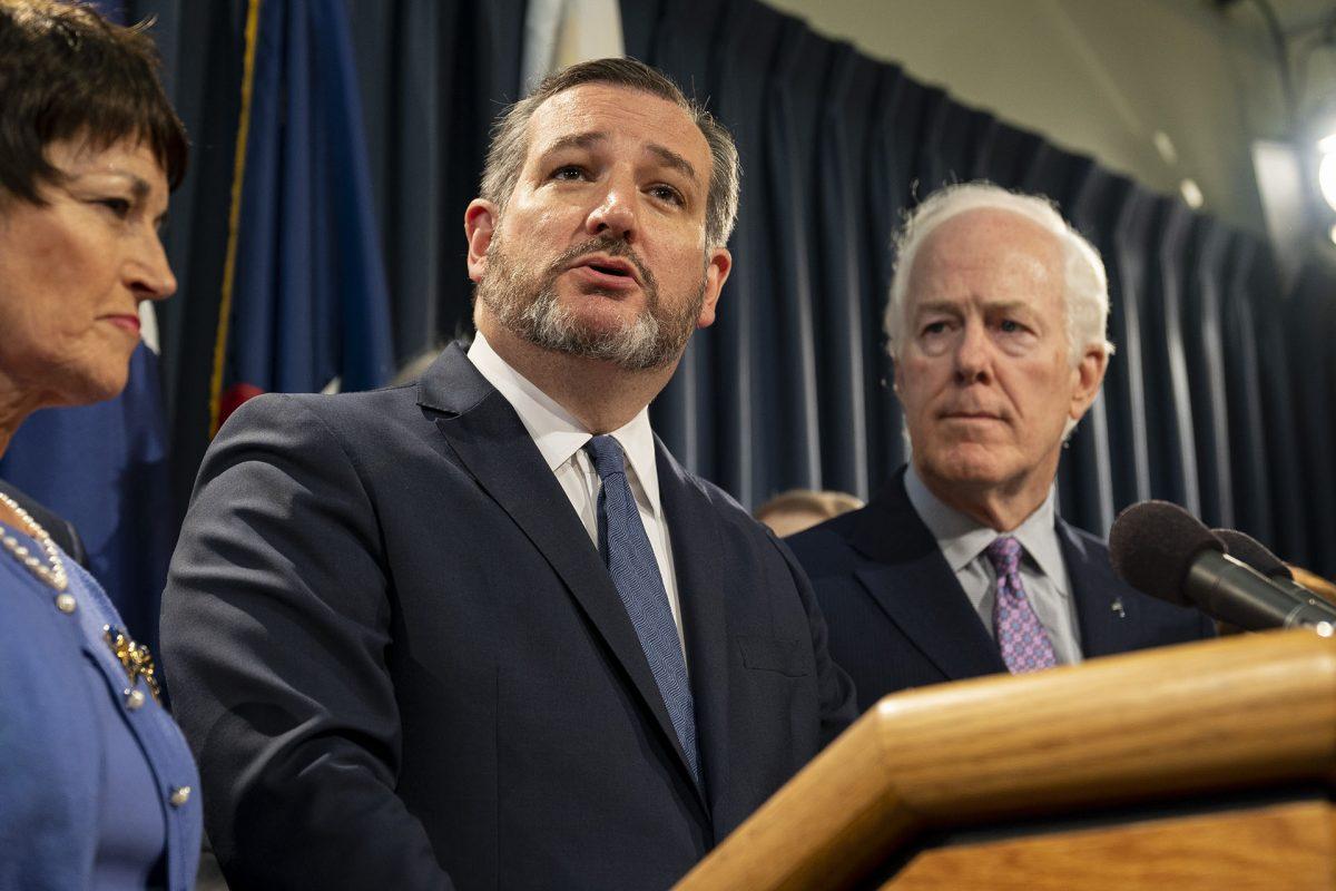 Sens. Cornyn, Cruz Praise Drew Tipton for Final Vacant Texas Federal Court Seat