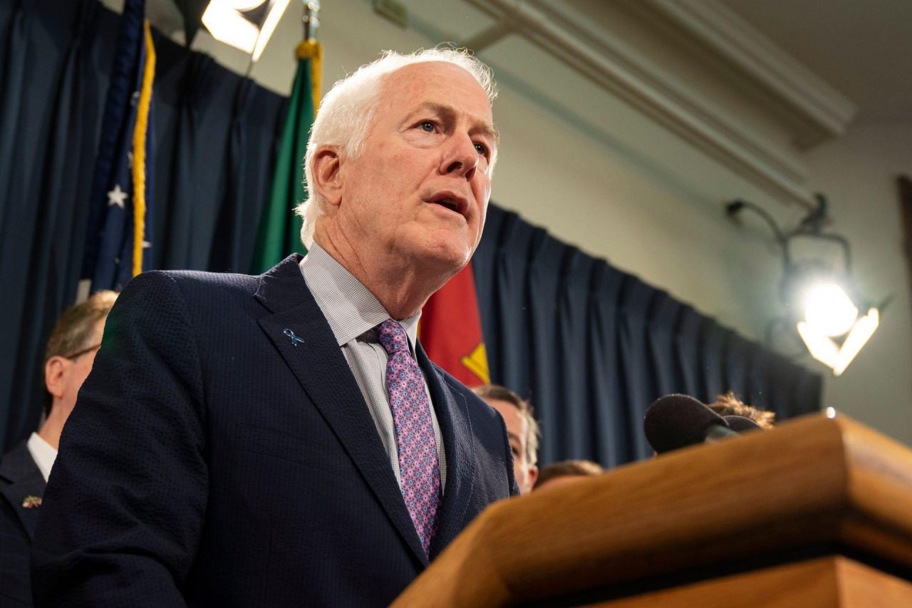 https://thetexan.news/wp-content/uploads/2019/07/Cornyn2-1280x853.jpg