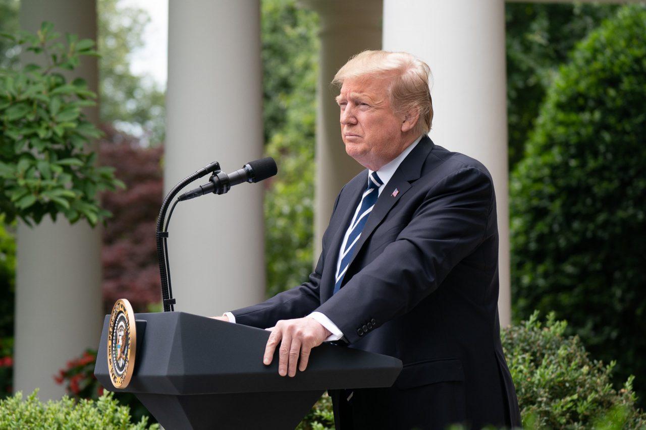 https://thetexan.news/wp-content/uploads/2019/07/Trump-Rose-Garden-1280x853.jpg