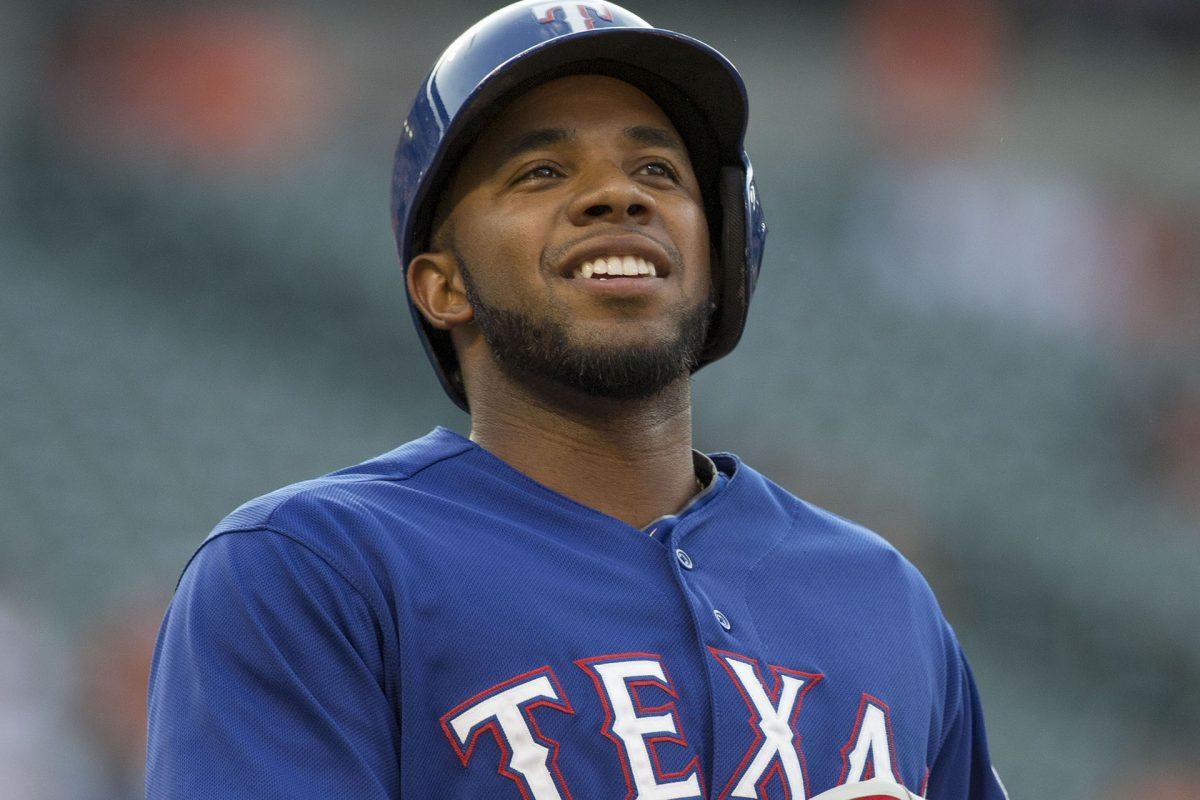 Texas Rangers Shortstop Elvis Andrus Becomes a U.S. Citizen