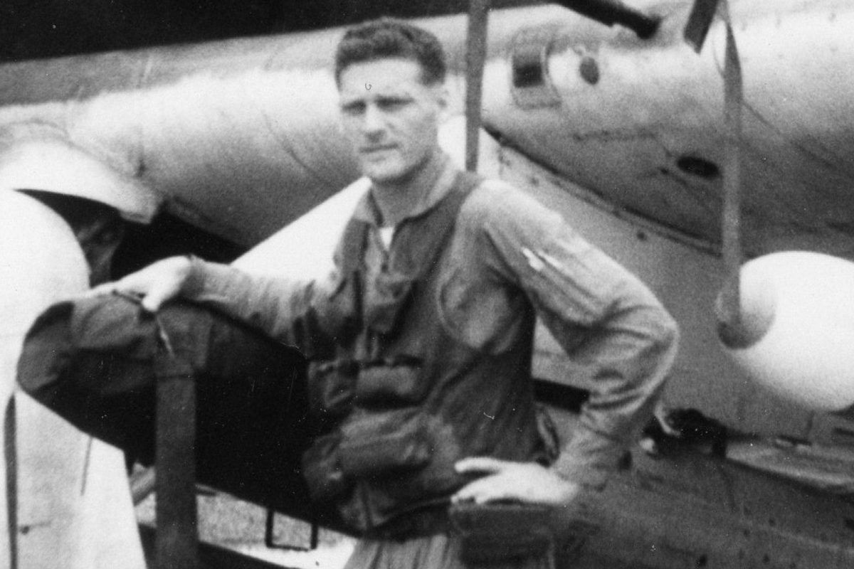 Vietnam Veteran's Remains Piloted Home By His Son 52 Years Later