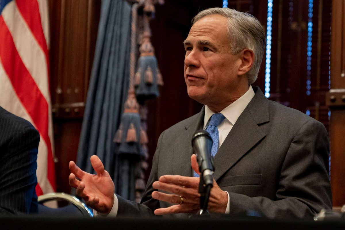 Governor Abbott Reverses Course from Past Statements in Implementing Statewide Mask Order