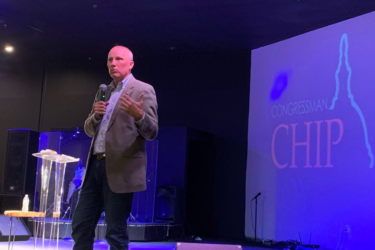 Chip Roy's Raucous San Antonio Townhall Began Unruly, But Finished Civilly