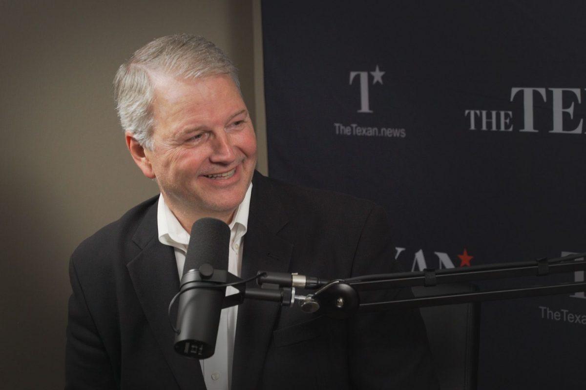 James Dickey and Konni Burton on The Texan's Podcast