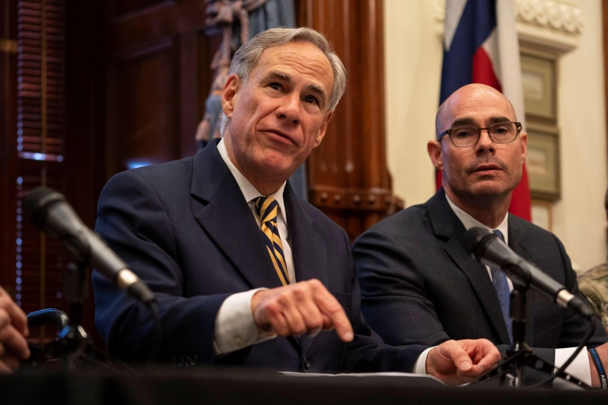 The Back Mic: A List of All the Executive Orders Issued by Governor Abbott