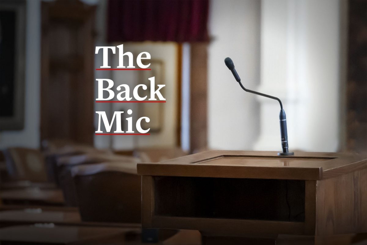 The Back Mic: Lists of Candidates in all Texas Legislative Races