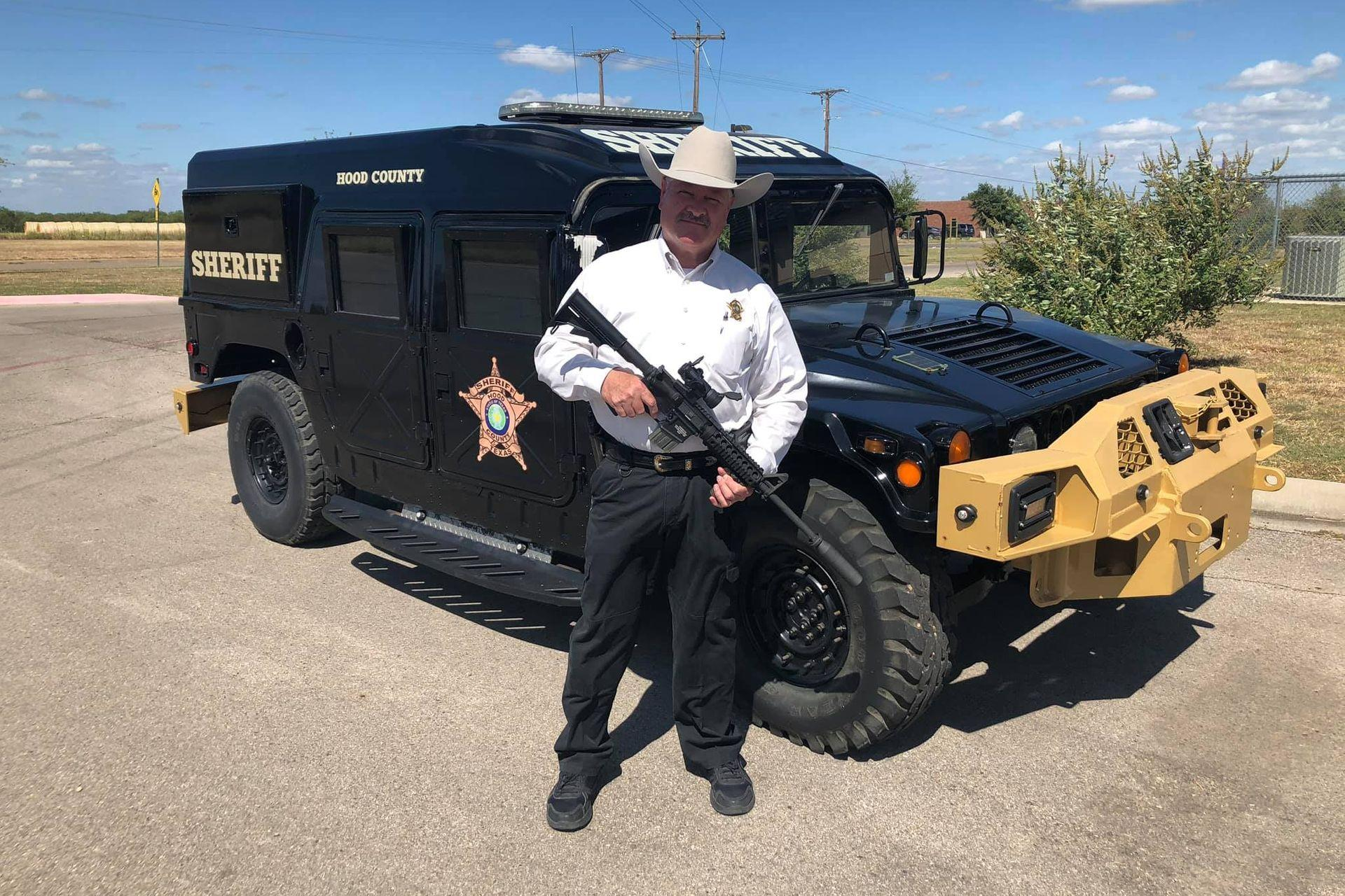 Sheriff Leads Charge for Hood County to Become Fifth ...