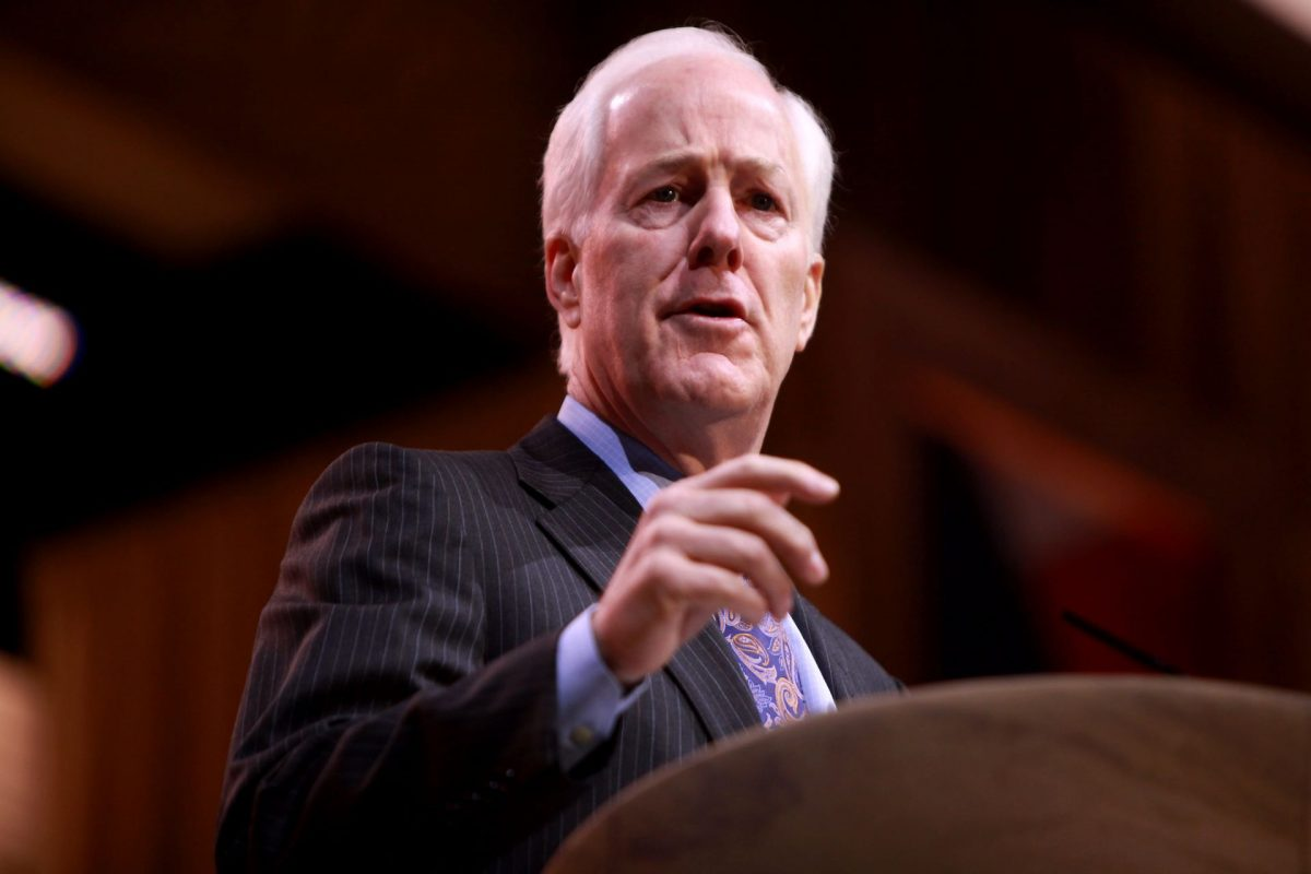 Cornyn Leads the Pack in Third Quarter Campaign Fundraising Hauls