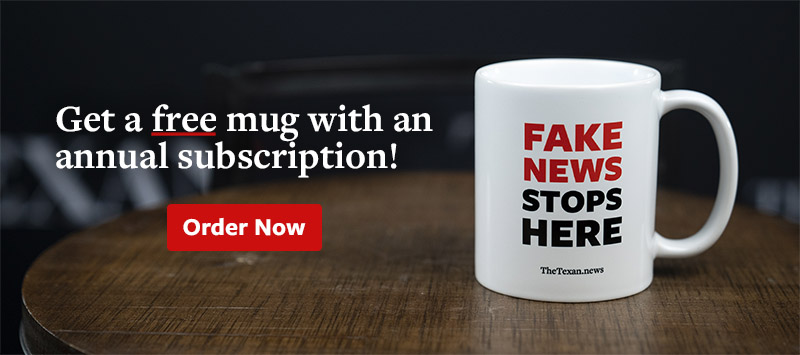 Get a free mug with an annual subscription!