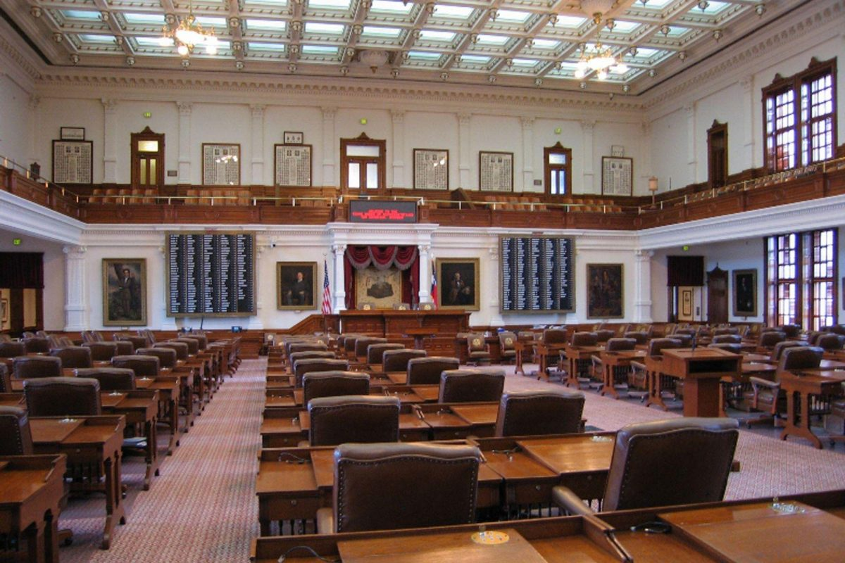 The Back Mic: A List of Victory Margins in the Texas House's Most Competitive Seats