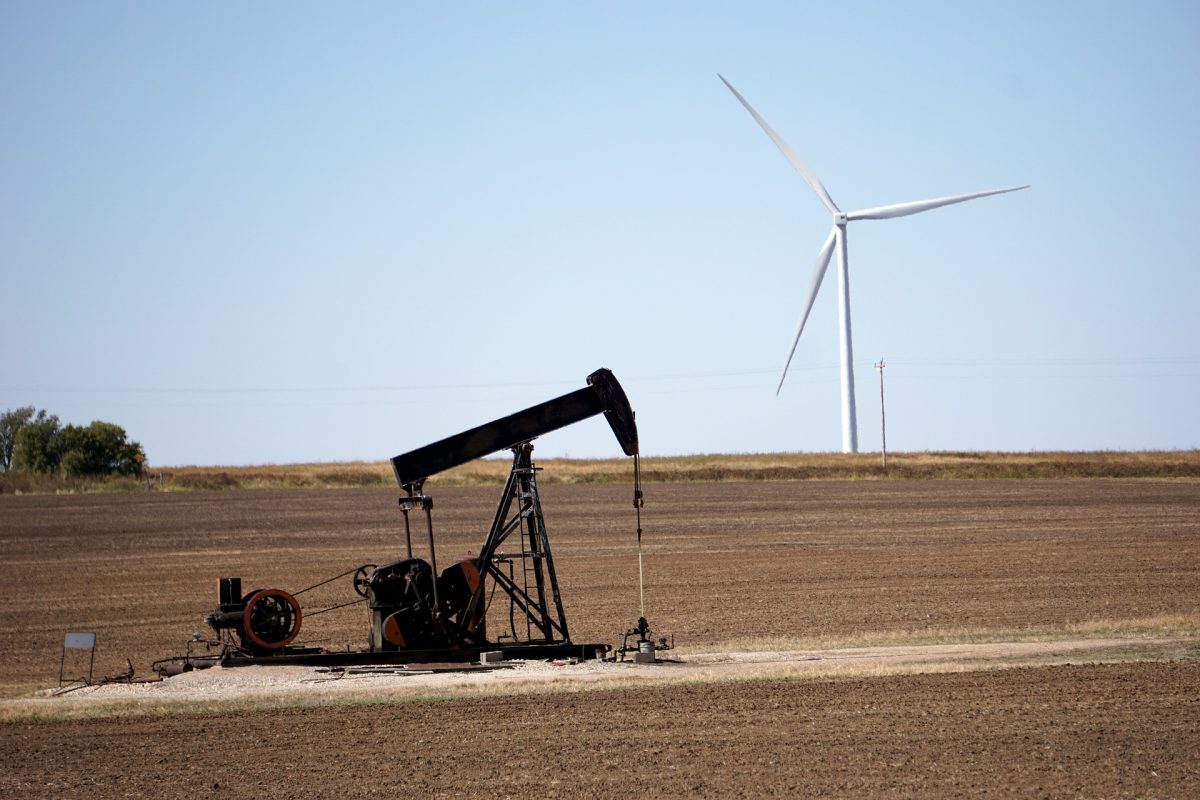 Renewable Energy Booming in Texas as Oil and Gas Struggles