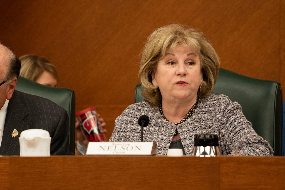 Business Personal Property Tax Reform Considered by Senate Finance Committee