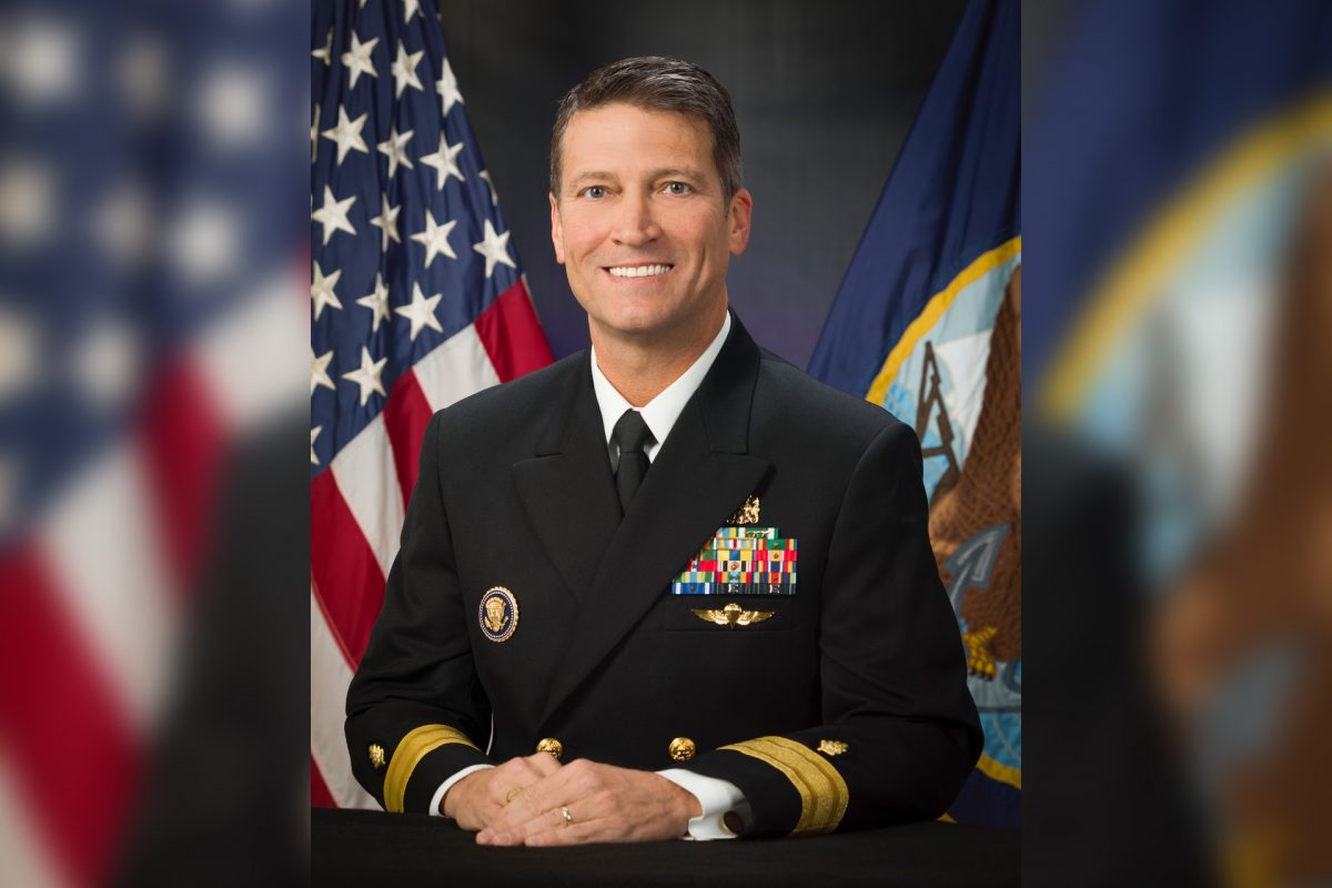 Ronny Jackson Filing Shakes Up Race for Texas' 13th Congressional District