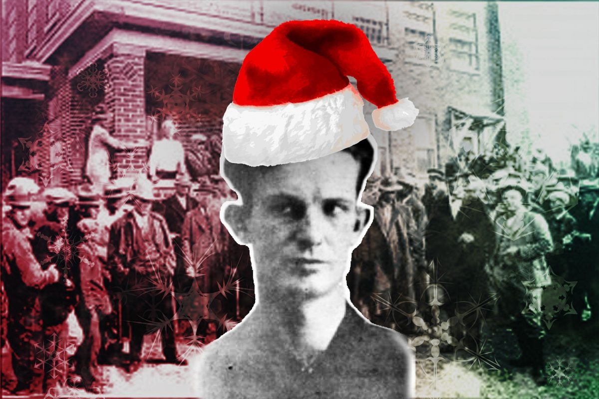 The Santa Who Tried to Steal Christmas: A Story of A Failed Texas Bank Robbery