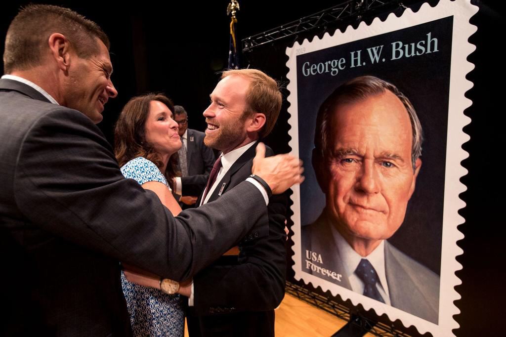 Pierce Bush, Grandson of George H.W. Bush, Enters Crowded Congressional Race to Replace Olson