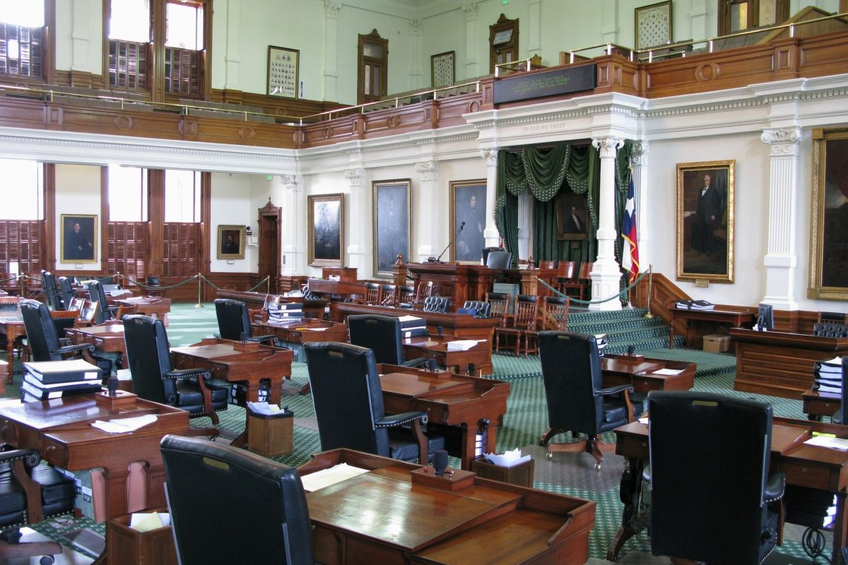 The Back Mic: Here's a List of the Candidates for Texas Senate