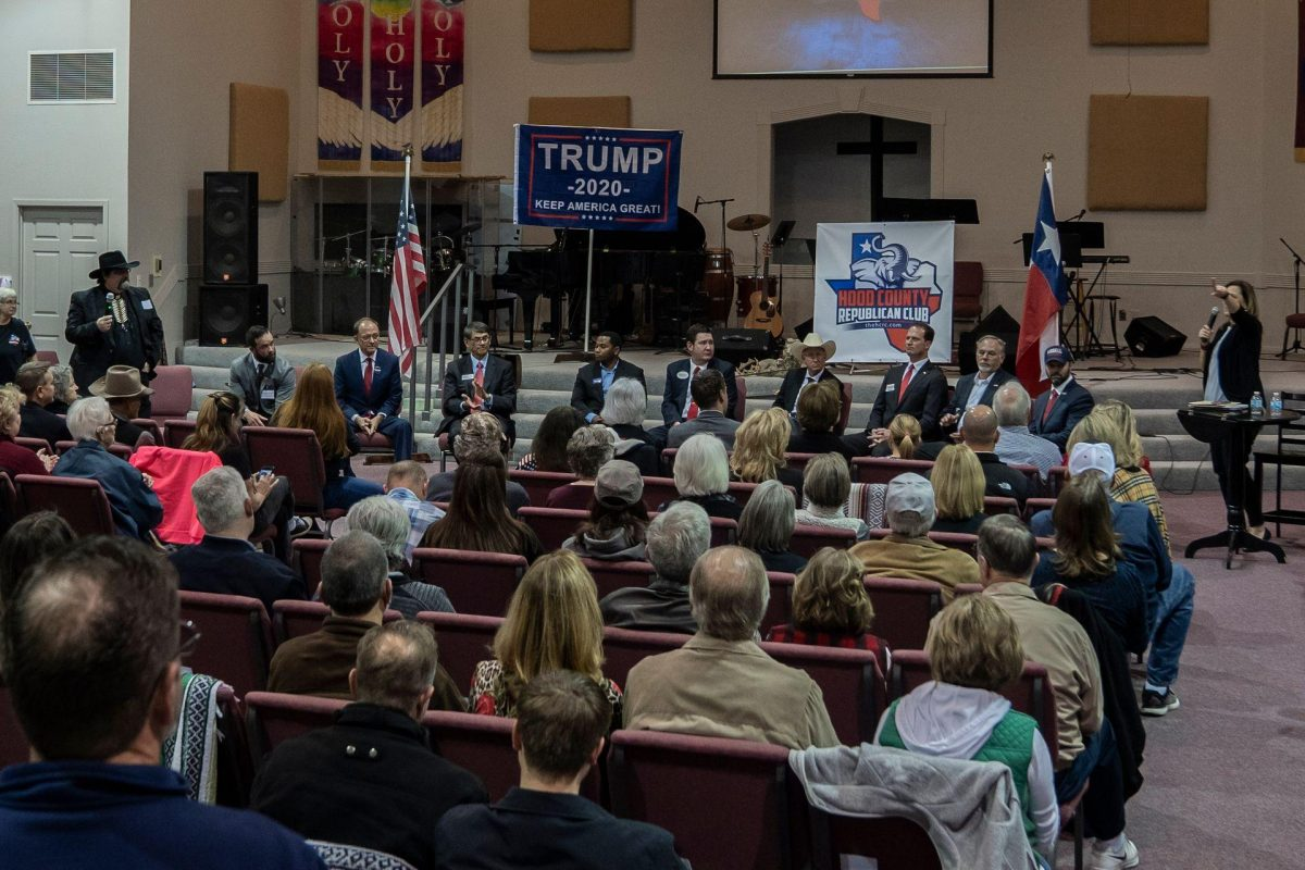 West Texas Republicans Vie for Congressional Nomination at Granbury Forum