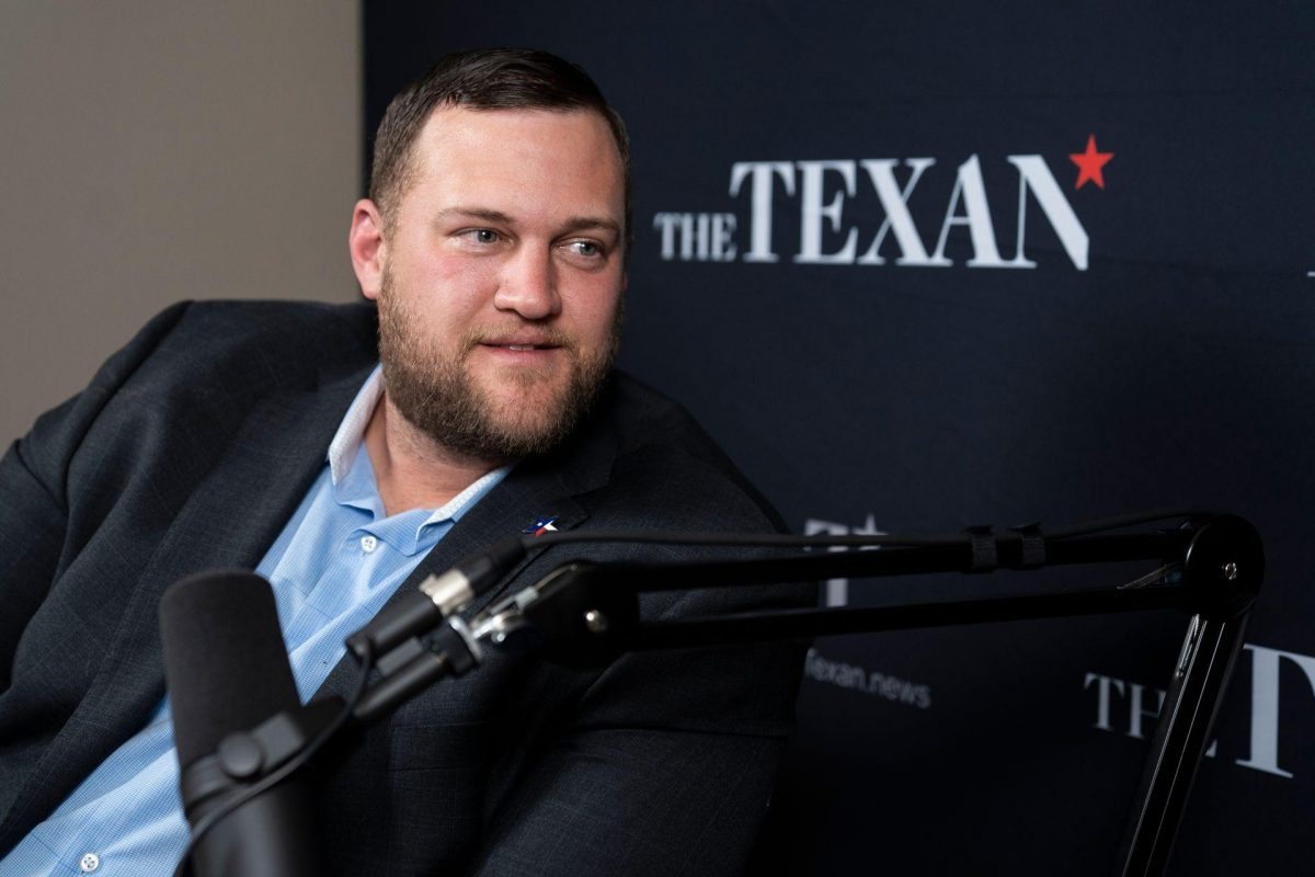 Justin Berry, Candidate for HD 47, on The Texan's Podcast