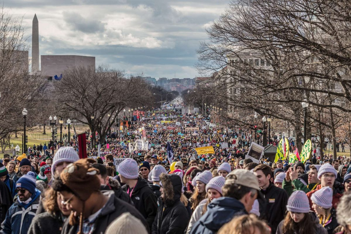 2020 March for Life Draws Enormous Crowd in Washington, D.C.