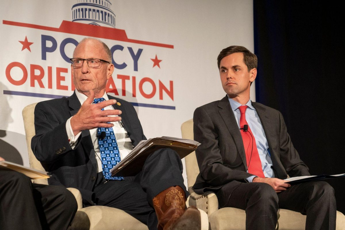 Sen. Bob Hall, Rep. Mayes Middleton Vow to Continue Fight Against Taxpayer-Funded Lobbying at TPPF Panel