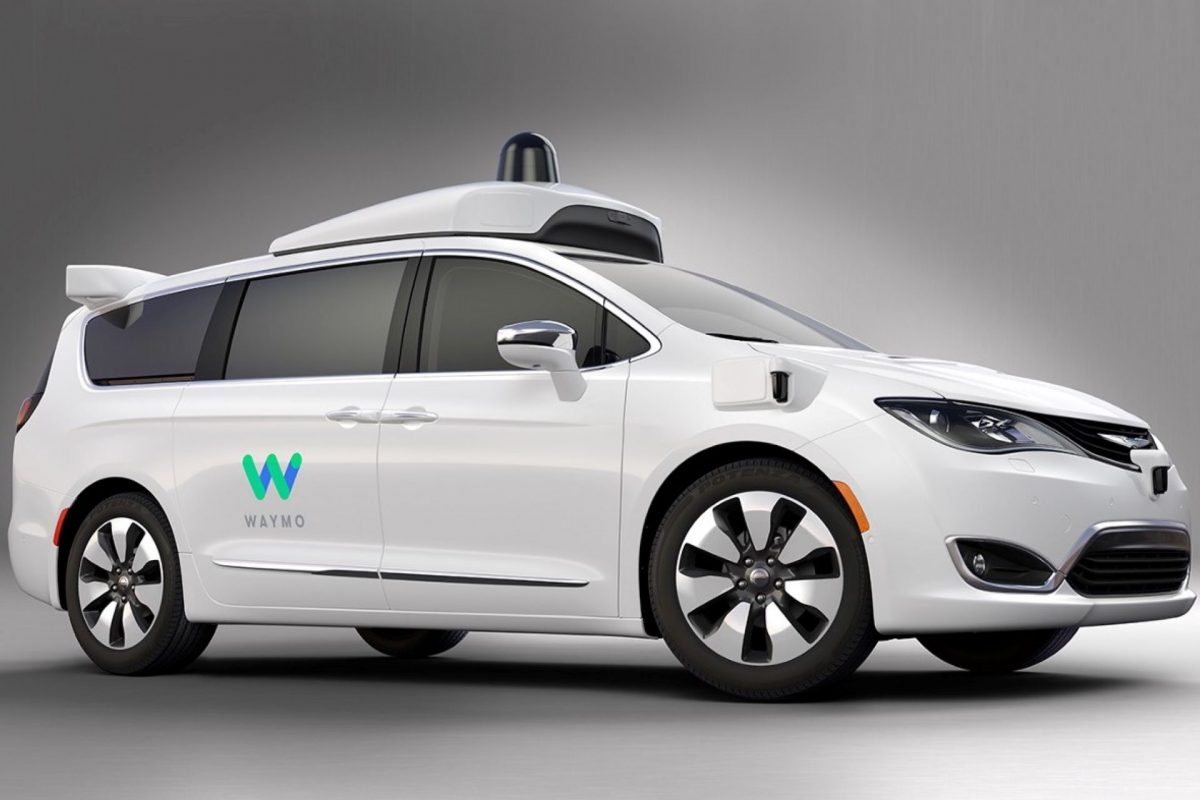 Waymo Announces Testing of Self-Driving Cars in Texas