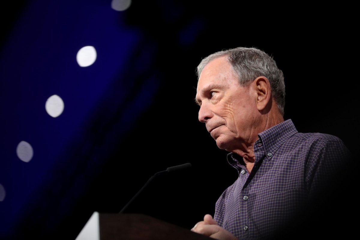 The Back Mic: Bloomberg Block Walks for Texas Democrat, Lang Faces White Settlement Hero, and Bonnen Updates