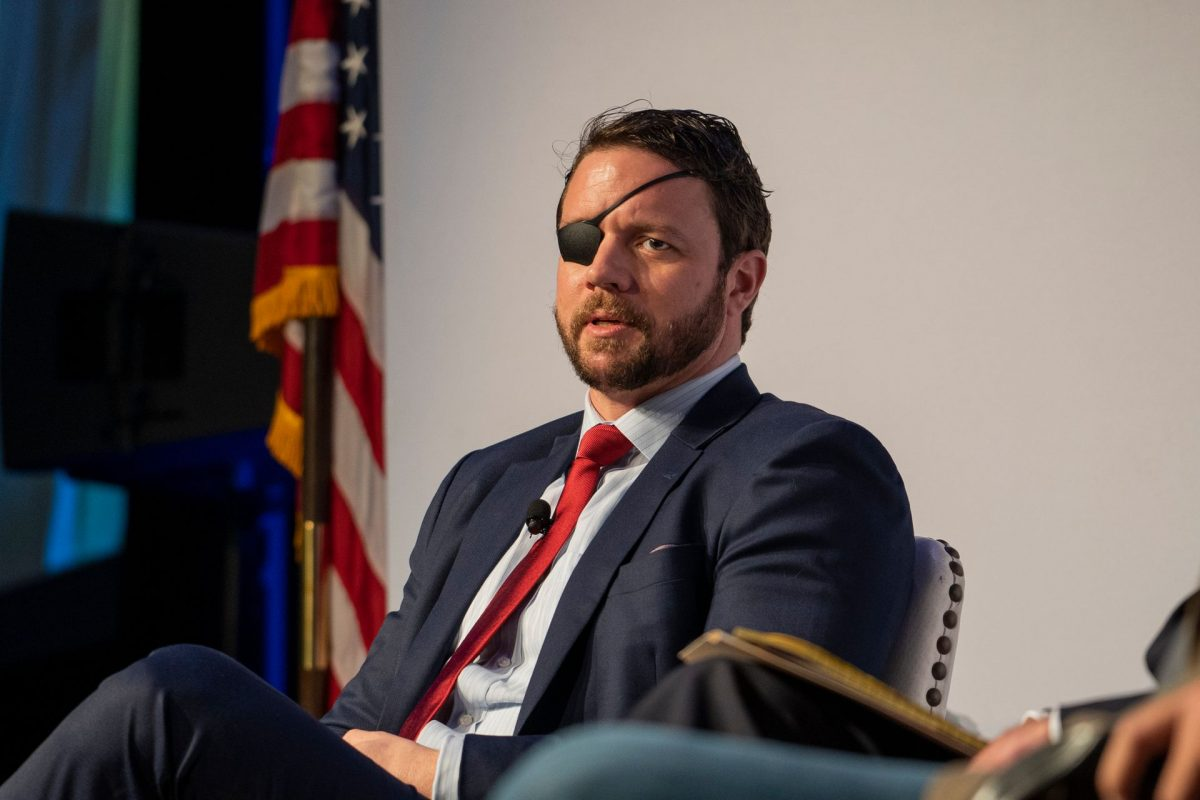 Rep. Dan Crenshaw's Bill Prohibiting Drone Sales with China Passes House