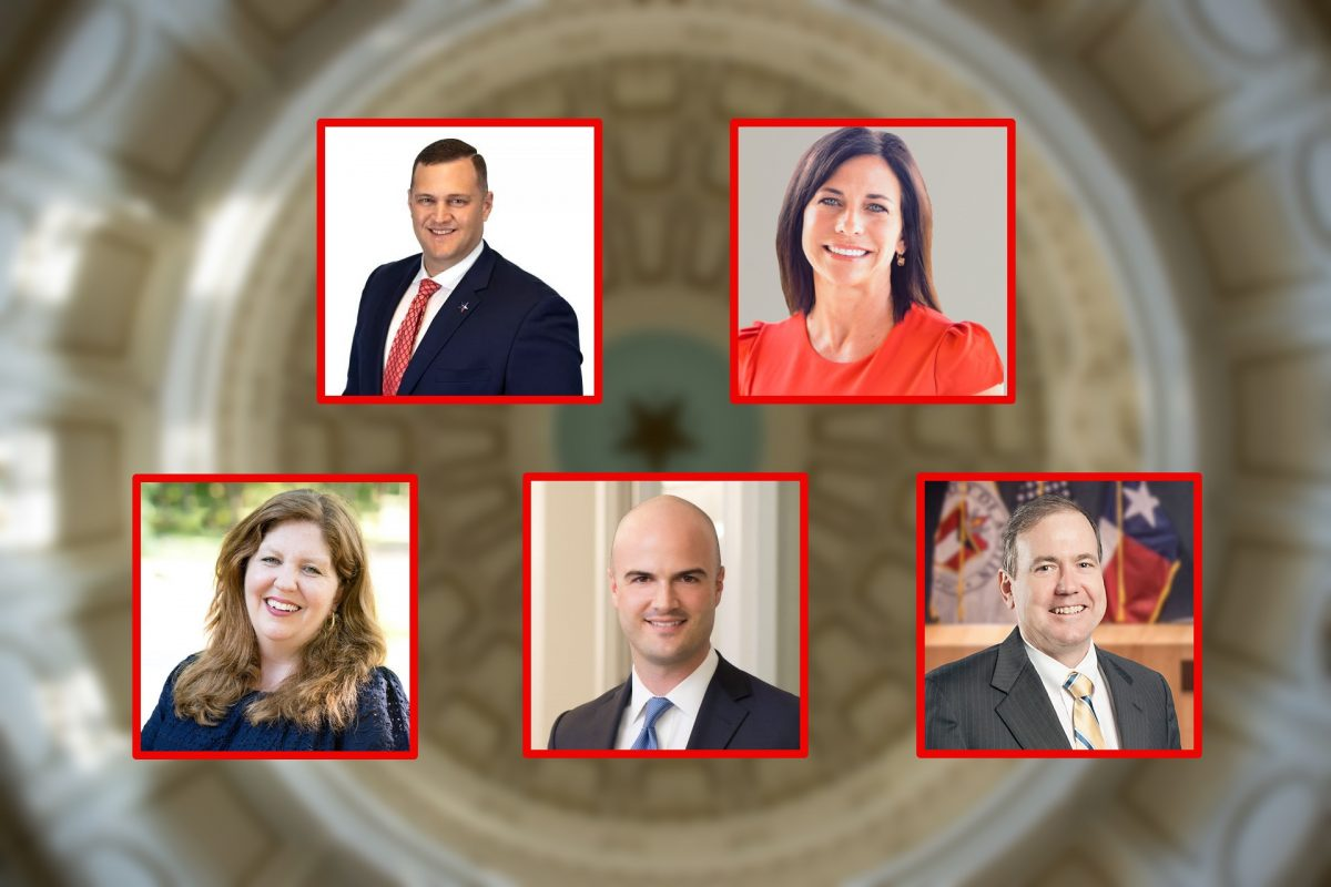 Five GOP Primary Candidates in West Austin House District Outline Policy Agenda Ahead of Super Tuesday