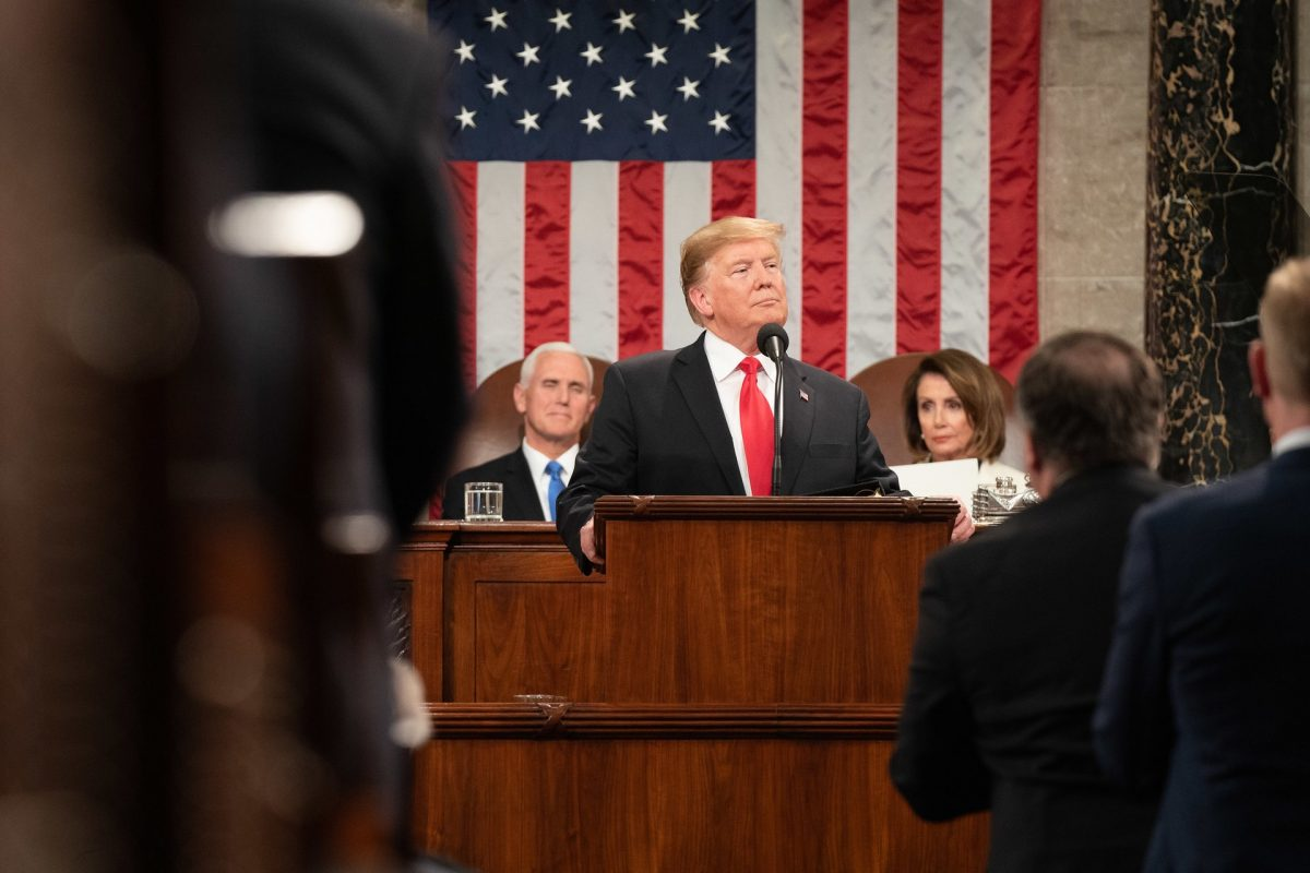 Trump Delivers 2020 State of the Union Address, Highlights Economic Growth, Border Security
