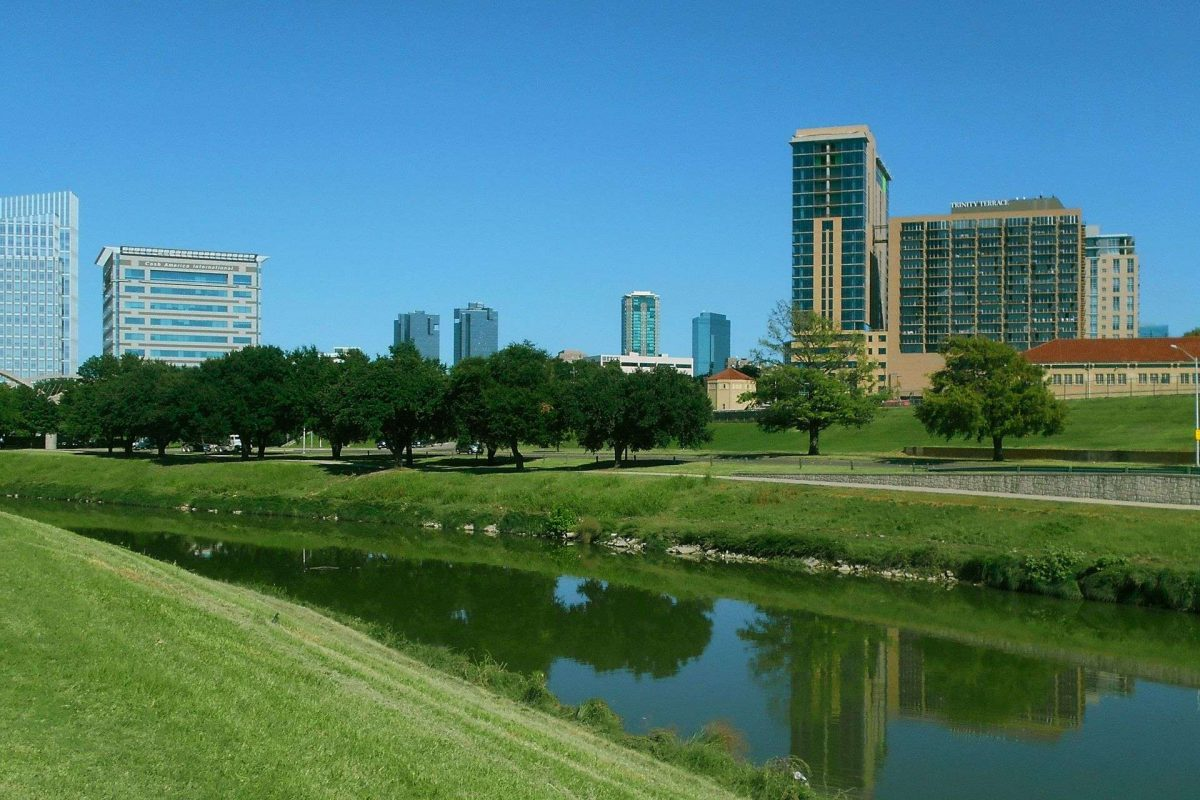 Fort Worth's Panther Island Project Will Not Be Given Additional Federal Funding