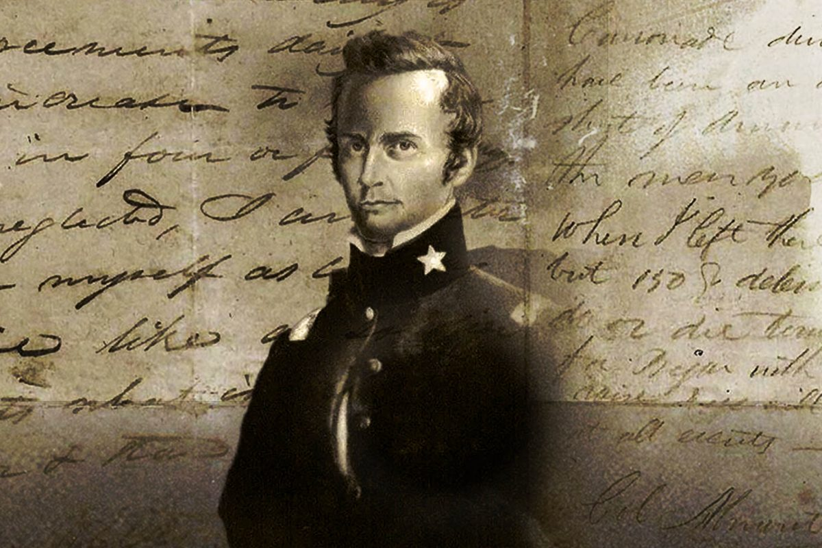 Victory or Death: William Barret Travis' Letter from the Alamo