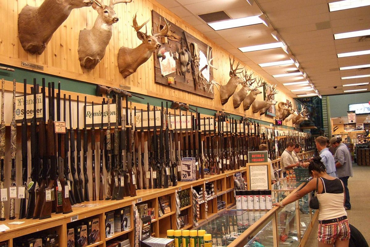 Gun Stores to Remain Open Amidst Coronavirus Pandemic Under Texas Attorney General Opinion