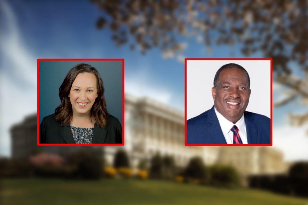 MJ Hegar and Royce West Debate for Democratic Nomination to Challenge Sen. John Cornyn