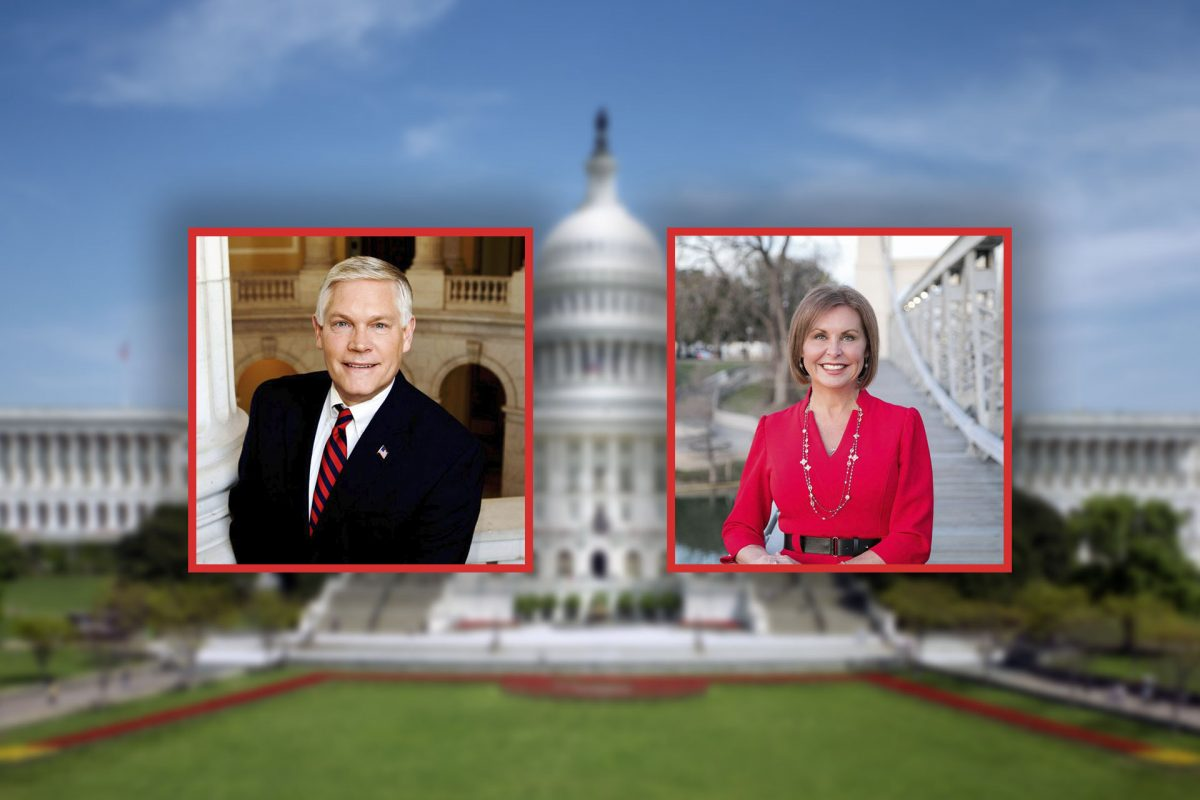 Pete Sessions and Renee Swan Clash in Primary for Texas' 17th Congressional District