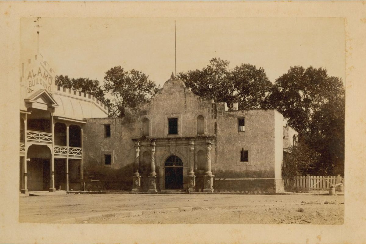 Prominent Texas Historian Says Alamo Represents 'What It Meant to Be White'