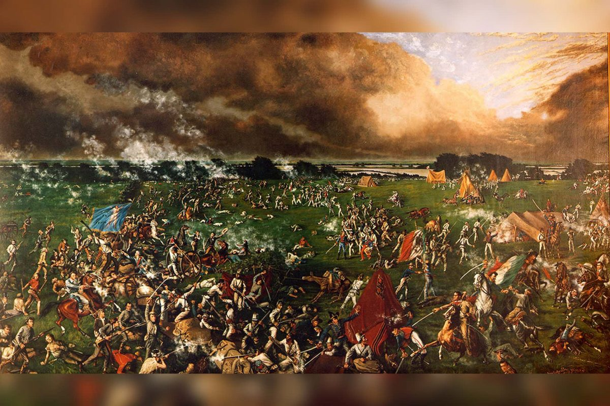Today in Texas History: Texans Win Independence at the Battle of San Jacinto