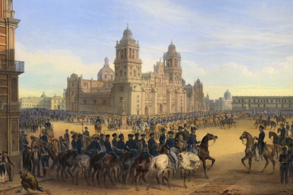 Today in Texas History: Congress Declares War on Mexico Over Texas Border Dispute