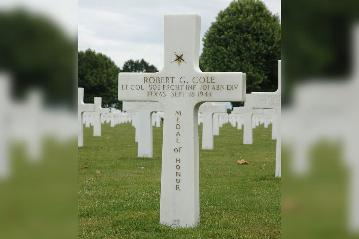 The 20 World War II Medal of Honor Recipients from Texas Who Gave Their Lives in Battle