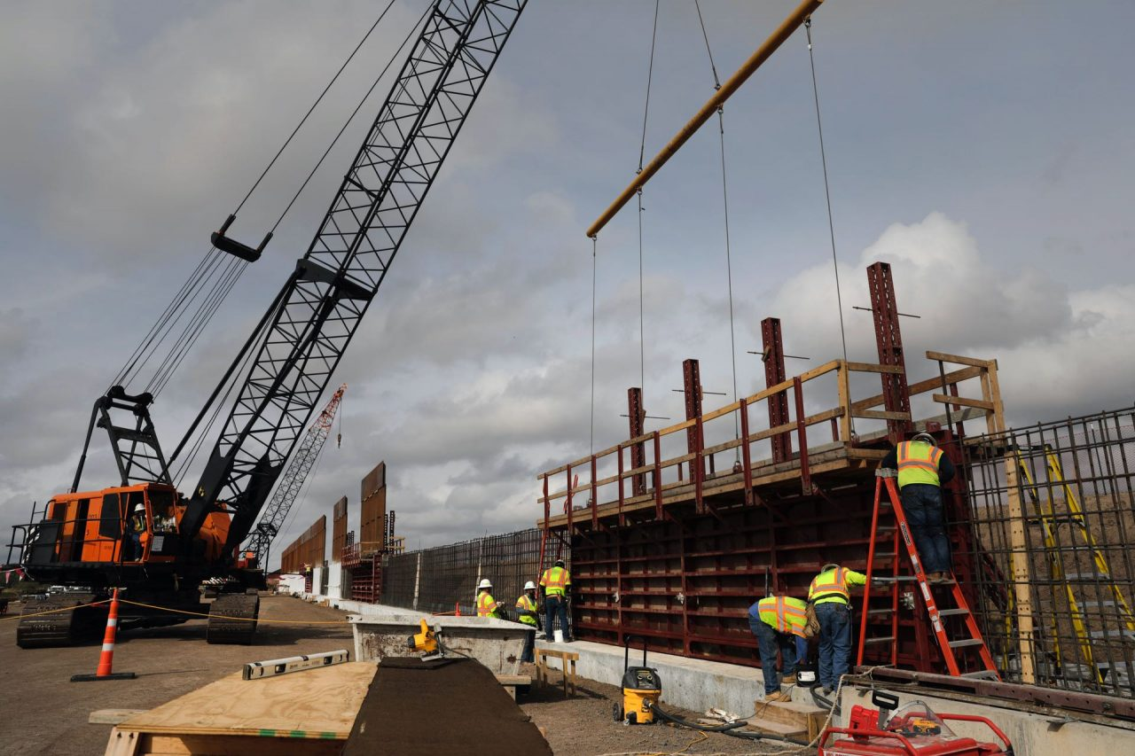 https://thetexan.news/wp-content/uploads/2020/05/Texas-Border-Wall-Construction-1280x853.jpg