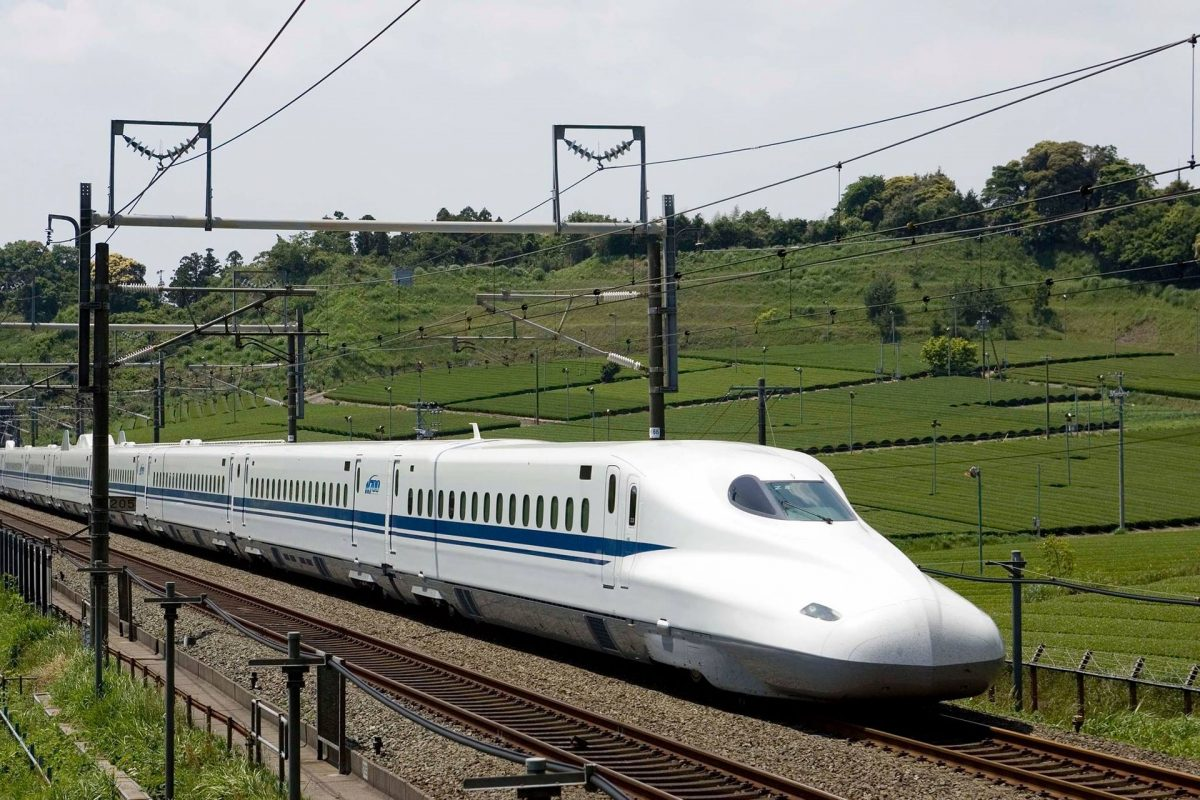 Potential Funding for Texas Central High Speed Rail in New Federal Infrastructure Bill
