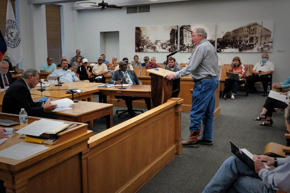 Bell County Residents Voice Concern Over Solar Farm Proposal