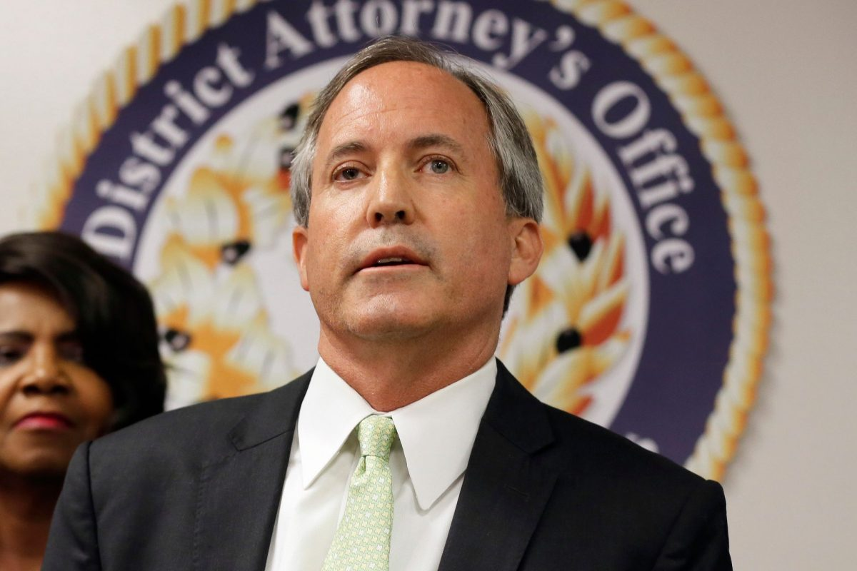 Texas Attorney General Sues Biden Administration Over Deportation Freeze