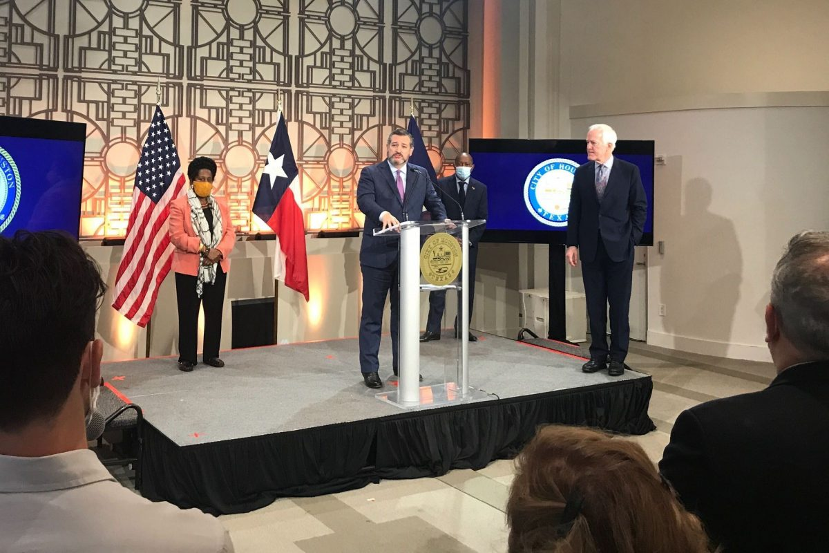Senators Cornyn and Cruz Join Houston Mayor Turner, Community Leaders in Police Reform Roundtable