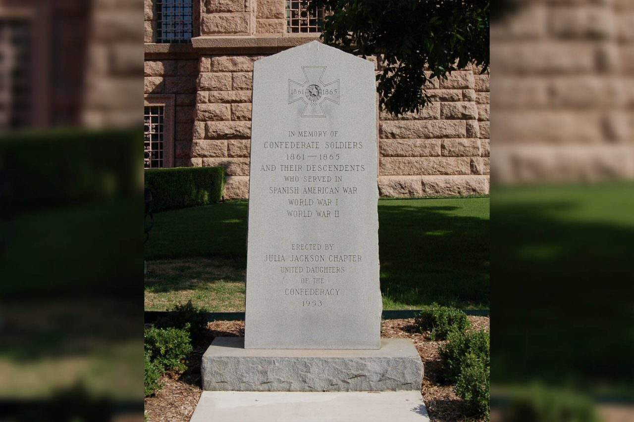 https://thetexan.news/wp-content/uploads/2020/06/Tarrant-Confederate-Monument-1280x853.jpg