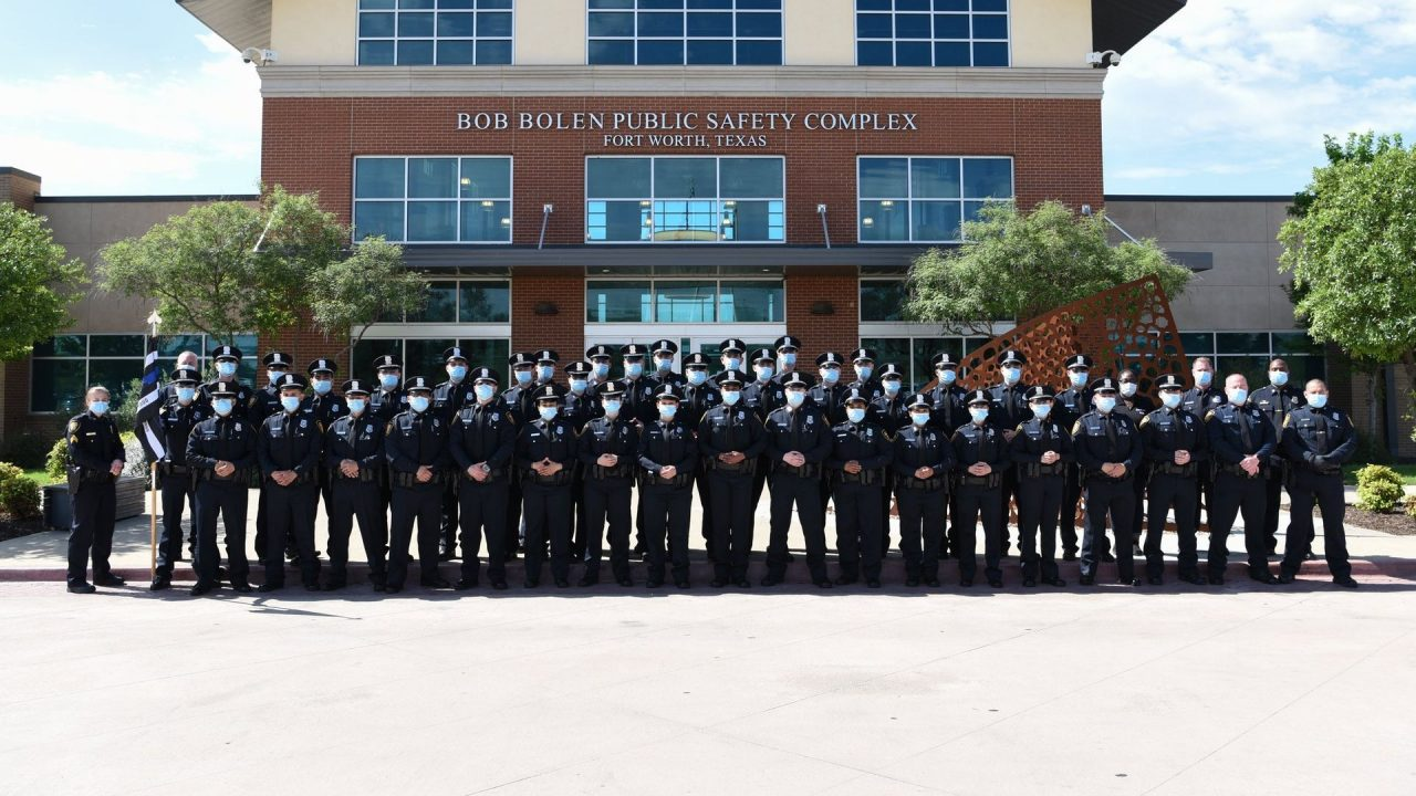 https://thetexan.news/wp-content/uploads/2020/07/Fort-Worth-Police-Department-Masks-1280x720.jpg
