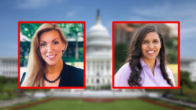 Republican Beth Van Duyne Claims Victory Over Candace Valenzuela